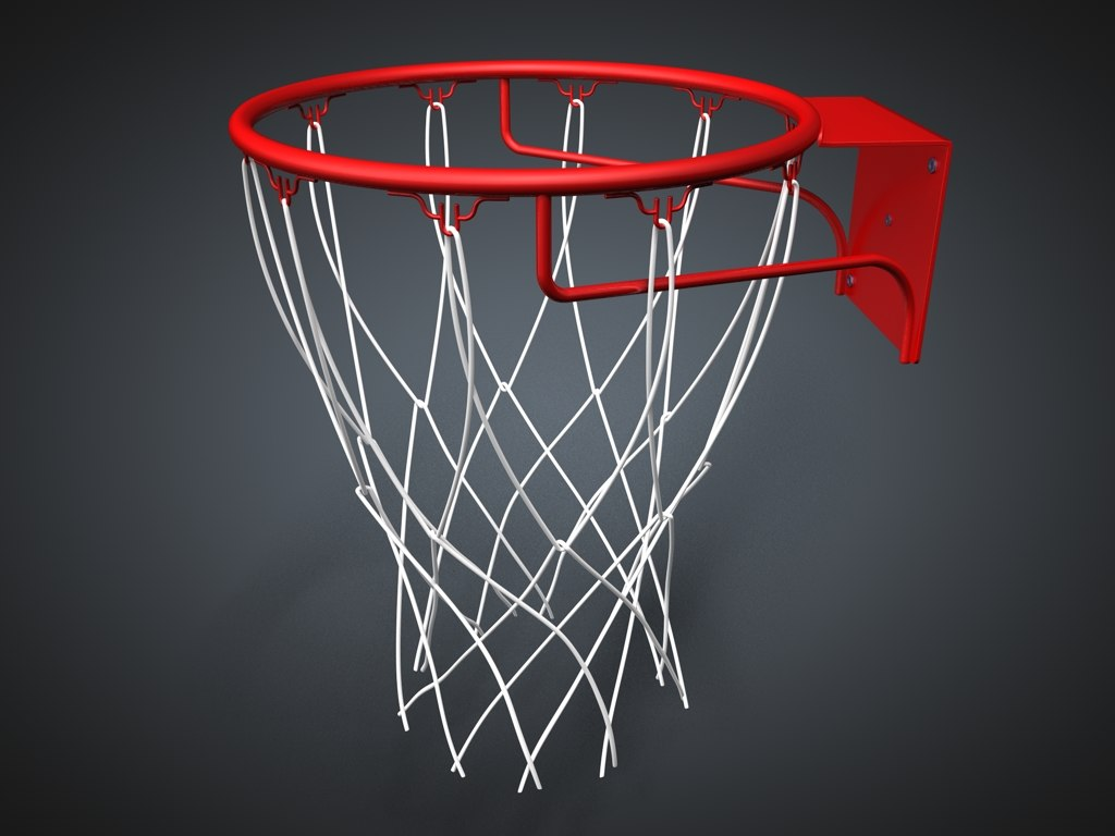 free c4d mode ball basket basketball