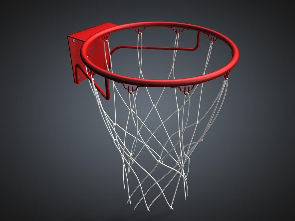 c4d mode ball basket basketball
