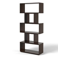 BAKER Etagere 7895 thomas pheasant collection modern contemporary