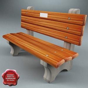 3d bench v5