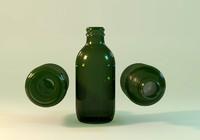3ds max anadolu 517025 beer soda bottle