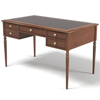 Home Office desk work table classic traditional country style