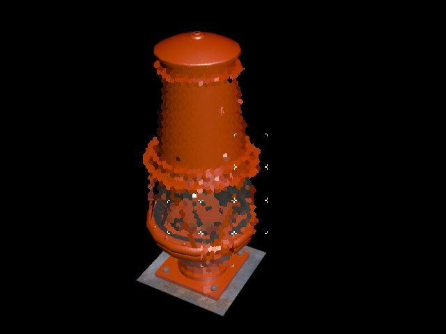 3dsmax historic lighthouse service gas