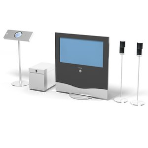 loewe home center 3d 3ds