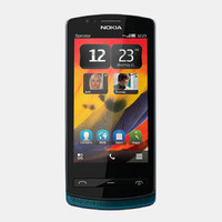 nokia 700 mobile phone 3d max
