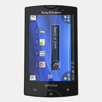 3ds max sony ericsson xperia mini