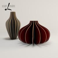 Ply Vases