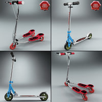 3d 3ds scooters tango swing