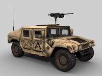 Military HMMWV Ultimate Pack & Bonus