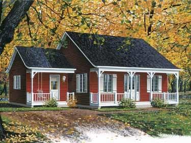 free cool house 3d model