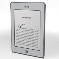 amazon kindle touch 3d max