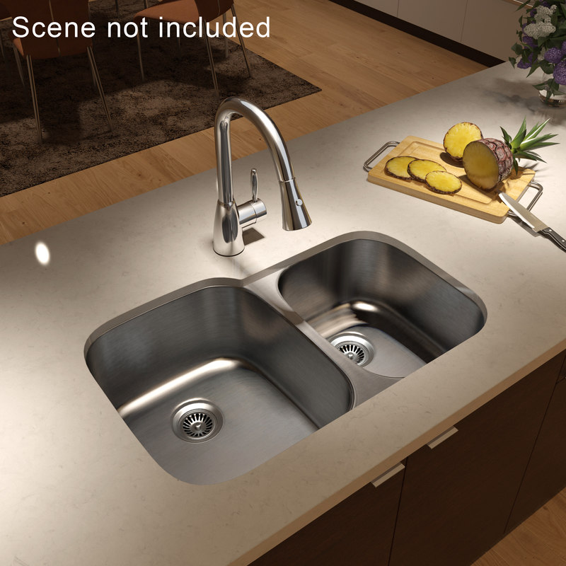 Nice Kitchen Sink With Mixer Photo