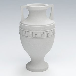 3ds amphora