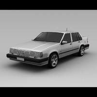 Volvo 960 1993