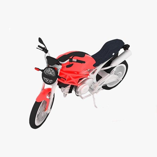 3d heavy bike