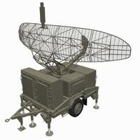 AN/MPQ-50 PAR