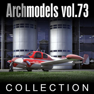 archmodels vol 73 airplanes dxf