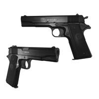 3d model gun colt 1911 a1