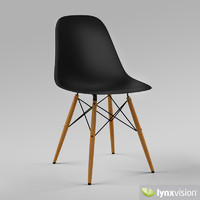 eames dsw plastic chair max