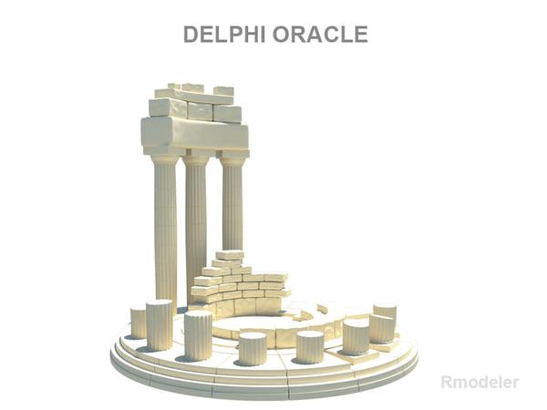 lwo delphi oracle