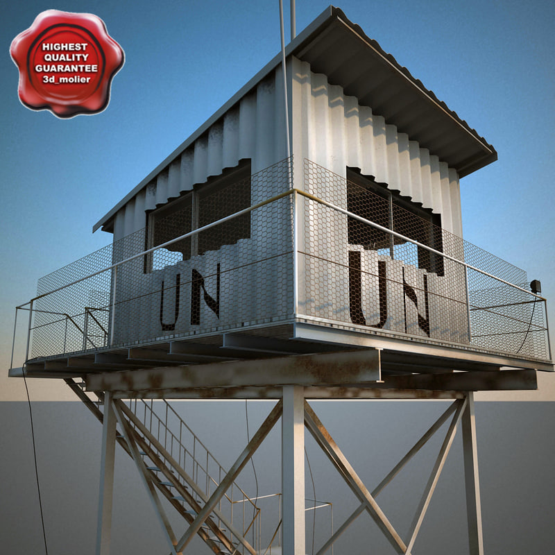 guard tower v4 max