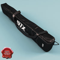 Hockey Stick Bag STX11 Black