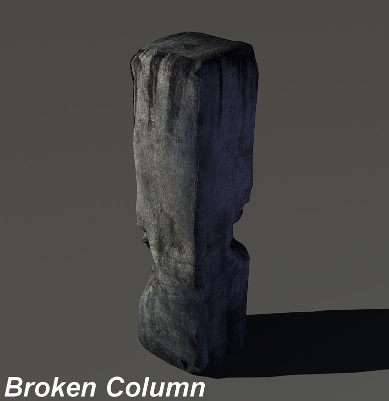 max broken column