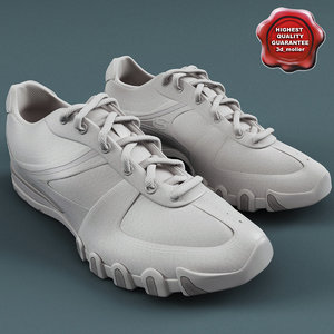 3d skechers speedsters nostalgia model