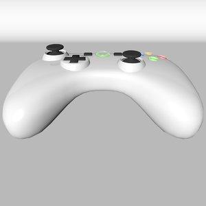 c4d xbox 360 controller