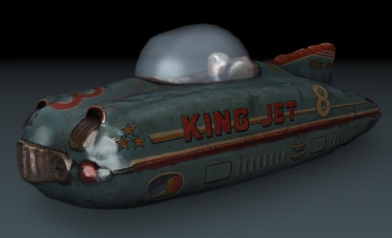 3d photofly king jet