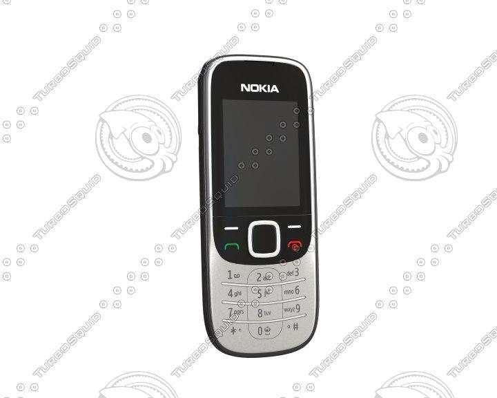 3d model nokia 2330