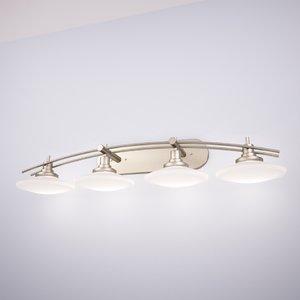 3d model kichler structures light bathroom