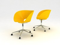 Tom Vac Swivel Chair