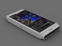 3d nokia e7 mobile