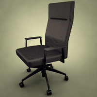 modern office exetucive chair - burton