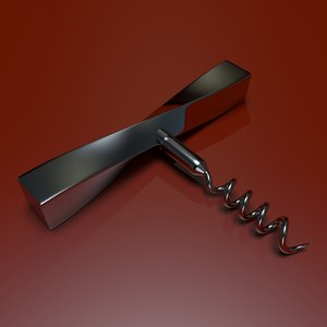 maya corkscrew cork screw