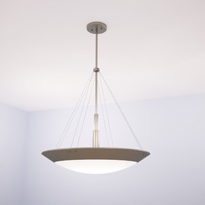 3d model kichler structures light inverted