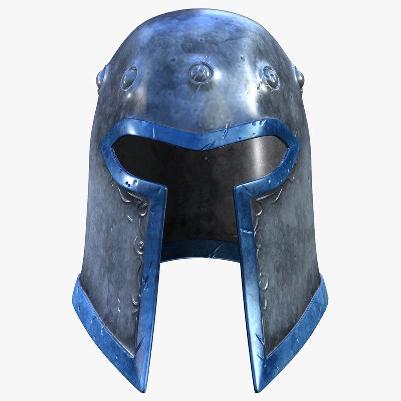 knight helmet x