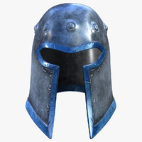 knight helmet x