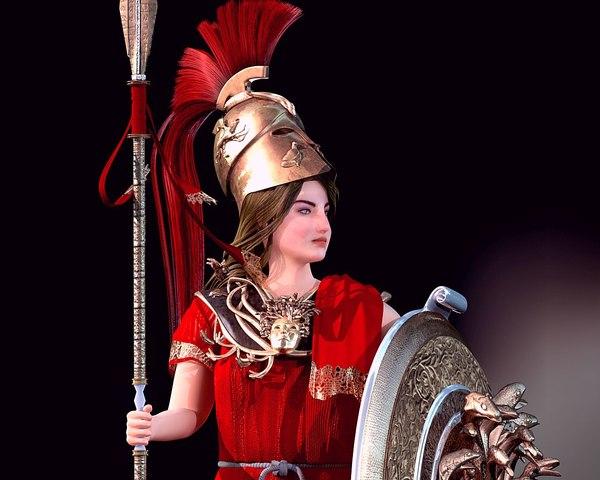 3d greek helmet