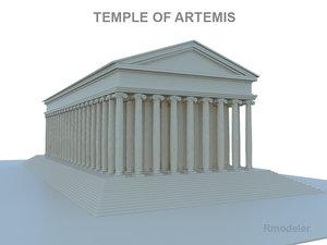 temple artemis ma