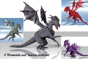 dxf dragon