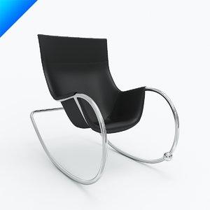 eero aarnio chair keinu 3d 3ds