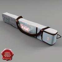 3d hockey stick bag stx11