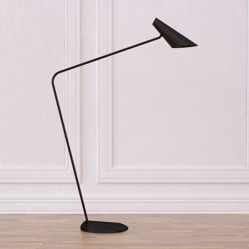 3d model lampara icono