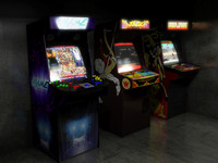 Arcade Cabinet(1)