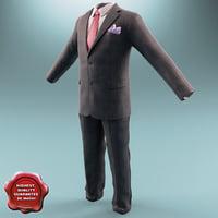 Men Suit V4