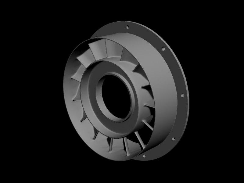 max kj66 gas turbine