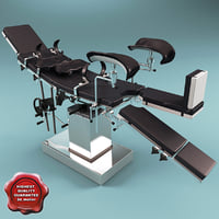 3d operating table sx3001