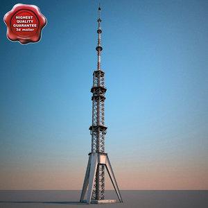 max telecommunication tower v7